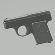 "3d_SIGHT.png Download STL file Menz ""Liliput"" M1925 cap gun • Design to 3D print, waltwil778"