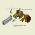 Download 3D printing files Remington Derringer for cap gun ammo, waltwil778