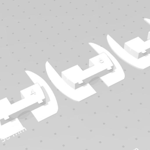 Conjunto.JPG Download free STL file Xiaomi M365 - Anti-sweat • 3D print model, JM_3D