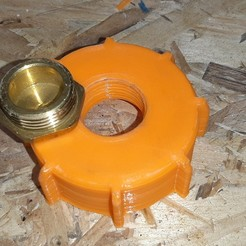 Descargar archivo 3D gratis Conector del tanque 1000L 3/4, romainsylvant