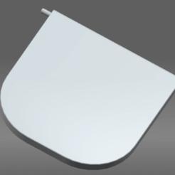 Download STL file cat flap • 3D printable model, stephantoison2