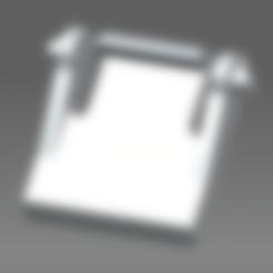 Download free STL file keyboard stand Asus • 3D printable model, stephantoison2