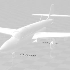 Unbenannt.jpg Télécharger fichier STL PZL TS-11 Iskra 1/72 • Objet à imprimer en 3D, Aerokon