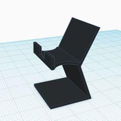 Download free 3D print files Support de manette , oz3ndiamant