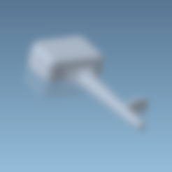 aussenboarder.stl Télécharger fichier STL gratuit Moteur hors-bord pour modèles réduits • Plan pour impression 3D, CHE_Scalemodels