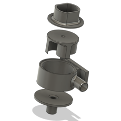1.PNG Download STL file Water Pump • 3D print design, CHE_Scalemodels
