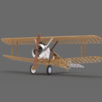 Descargar archivo 3D gratis Modelo a escala de camello de Sopwith, Benjijart