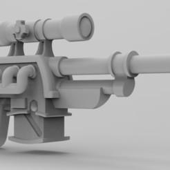 untitled.73.jpg Télécharger fichier STL Set d'armes Steampunk Imperium • Objet à imprimer en 3D, Imperial_Prapor
