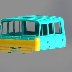 Descargar archivos 3D TATRA TERRNO V1 HOOD, llakomy