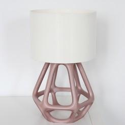 Télécharger plan imprimante 3D Lampe de table minimaliste, 3Dekorativ
