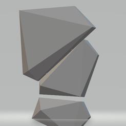 Download free 3D printer templates Modern necklace, DajouxTom