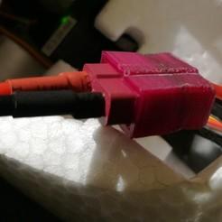Télécharger fichier STL gratuit Gens ACE Batterie LiPo 2S 7.4V 2S1P Connecteur 25C • Design pour impression 3D, vsky279