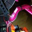 Télécharger fichier impression 3D gratuit Prusa I3 MK2 Frame Holder Collection : 2 porte-lumière LED avec interrupteur, vsky279