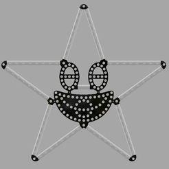 """001.JPG Télécharger fichier STL SINGING STAR PVC PIPE 1/2""""  • Design pour impression 3D, gomanu"""