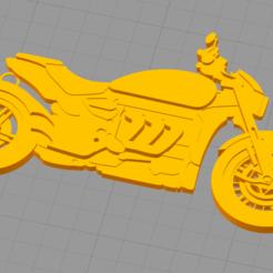 Capture d'écran 2021-01-26 à 21.54.22.png Download STL file triumph Rocket motorcycle key ring • 3D printer template, floriane_mg