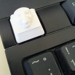 IMG_20200920_120304_488.jpg Download STL file ESC and ALT or WIN Keyboard Key • 3D print model, BSyD