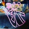 Download STL file pink panther • 3D print model, luis_albero