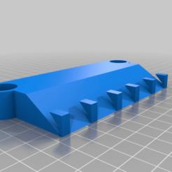 head_rest_posts_v7.png Download free STL file mask seat back hook • 3D printing design, kabrokes