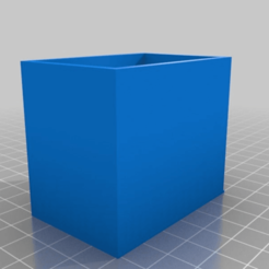 4b4b1b5015f9b5e5966f58a177c0aea6.png Download free STL file marker holder box • 3D printable template, kabrokes
