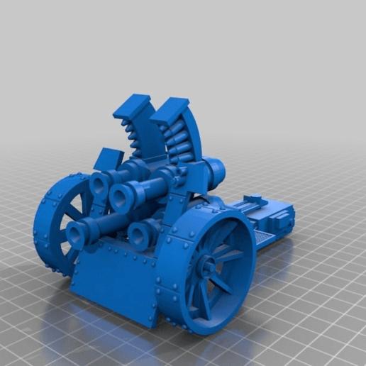 Télécharger fichier 3D gratuit Pistolet à percussion, MKojiro