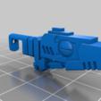 Télécharger fichier 3D gratuit Pistolet Tau Cyclonique, MKojiro