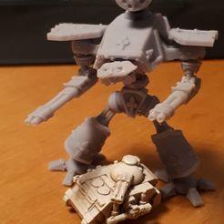 Download free STL file Reaver (Classic) • 3D printing template, MKojiro