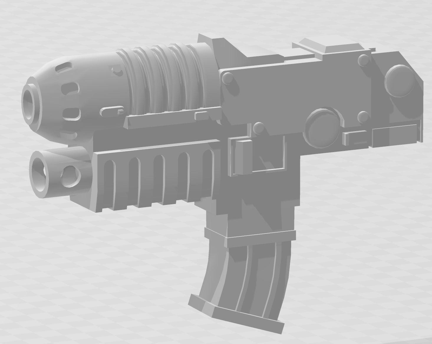 CombiPlas.JPG Download STL file Combi Plasma • 3D printable design, MKojiro