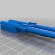 Download free 3D printer designs Squat Thunderfire Cannon, MKojiro