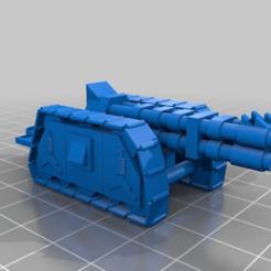 Download free STL file Saber laser destroyer • 3D print design, MKojiro