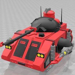 Download free STL file Predator (Rogue Trader Era) • Template to 3D print, MKojiro