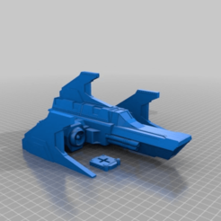 Download free 3D printing templates Not a Marine Viper, MKojiro