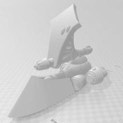 Wave.JPG Download free STL file Epic Serpent of Waves Original Version • 3D printer object, MKojiro