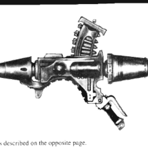 101151990_718325392256485_3808739133661118464_n.png Download STL file Rogue Trader Era Missile Launcher • 3D printer object, MKojiro