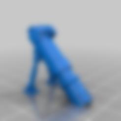 Télécharger fichier 3D gratuit Mortier de sol à l'envers, MKojiro