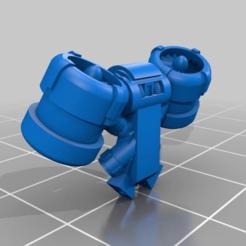 Télécharger fichier STL gratuit Jump Pack de l'époque de la RT • Plan pour imprimante 3D, MKojiro