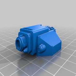 Download free STL file Psychic Cannon • 3D print model, MKojiro