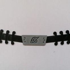 IMG_20201025_090614.jpg Télécharger fichier STL Naruto Ear Saver • Modèle imprimable en 3D, alexcanot9626