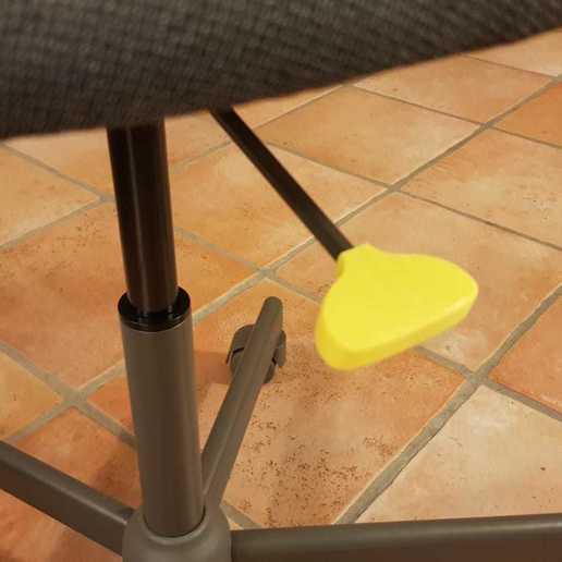 Download free 3D printing models IKEA BLECKBERGET paddle, mecgyver