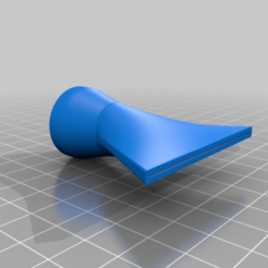 "Download free STL file Loc-Line 1"" ultra thin spray nozzle • 3D printer design, mecgyver"