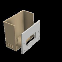 Download free STL file Power Supply Case (parametric) - BTS, floringaitanaru