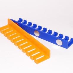 Télécharger objet 3D Kabelhalter, porte-câble, kendoo