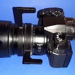 004.jpg Télécharger fichier STL Panasonic, Lumix, bague de zoom, bague de netteté, H-FS14140 HD • Objet imprimable en 3D, kendoo