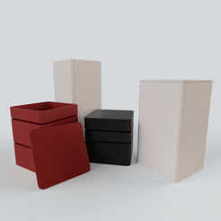 BOX_RENDER_2020-May-02_02-00-22PM-000_CustomizedView56749091559_png.png Download free STL file Modular boxes/pencil holder  • 3D print design, woutdejongh