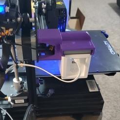 20200902_184758.jpg Download free STL file Creality CR-6 SE Wyze mount • 3D printer template, BigZ