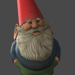 Descargar diseños 3D gratis GNOME_chompski, tonitendo