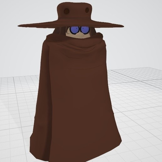 toshiro.jpg Télécharger fichier STL gratuit Tochirō Ōyama (Albator) • Plan imprimable en 3D, tonitendo