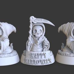 untitled.58.jpg Télécharger fichier OBJ mort sur un modèle d'impression 3D d'Halloween • Modèle pour impression 3D, jexes20092