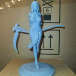 5d35lI7U7lo (1).jpg Download STL file sexy Reaper girl  • 3D print template, jexes20092