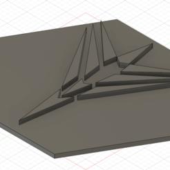 Download free 3D printing models Sinister Incorporated Coaster, LeoNardPohl