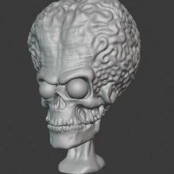 Sem título1.jpg Télécharger fichier STL Martien • Modèle pour impression 3D, PatimStudio